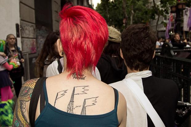 MARCHA DEL ORGULO LGBTIQ 2013 - 3