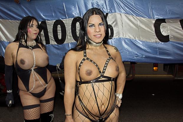 MARCHA DEL ORGULO LGBTIQ 2013 - 8
