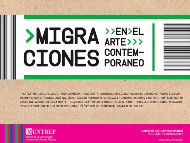 MIGRACIONES EN EL ARTE CONTEMPORANEO
