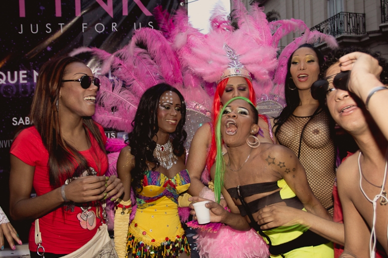 8 Marcha del Orgullo Gay 2013 - Juan Pablo Librera - IMG_9788