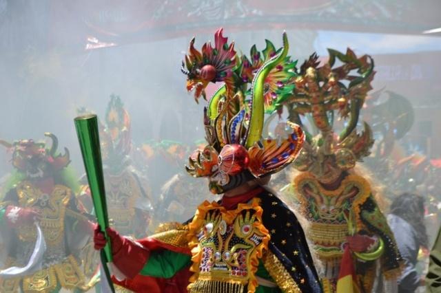 evocando bolivia casa del bicentenario