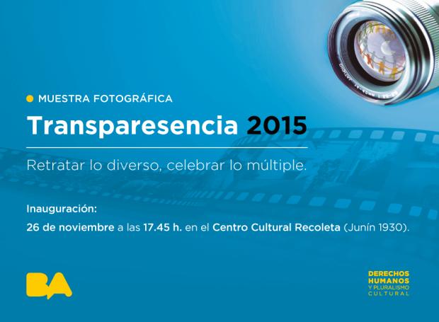 Ganador del premio Transparesencia 2015