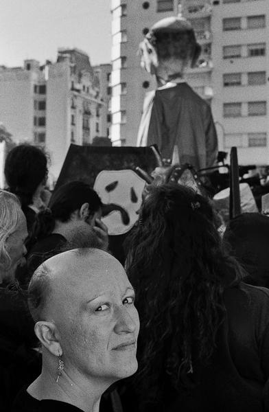 Marcha por la cultura 2001 - Juan Pablo Librera - 2