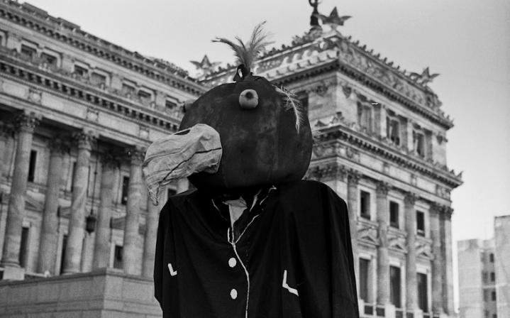 Marcha por la cultura 2001 - Juan Pablo Librera - img032