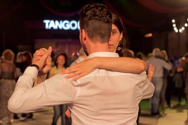 Milonga abierta del Festival de Tango 2014 - Juan Pablo Librera - IMG_5780
