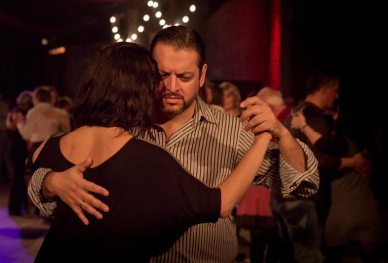 Milonga abierta del Festival de Tango 2014 - Juan Pablo Librera - IMG_5930
