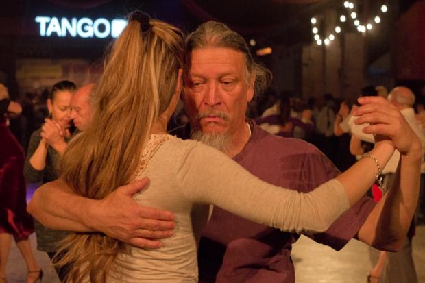 Milonga abierta del Festival de Tango 2014 - Juan Pablo Librera - IMG_5978