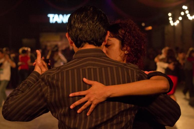 Milonga abierta del Festival de Tango 2014 - Juan Pablo Librera - IMG_5983