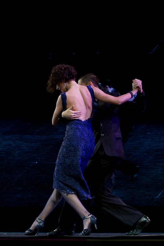 Mundial de Tango 2013 - Tango Escenario - Juan Pablo Librera - IMG_8798