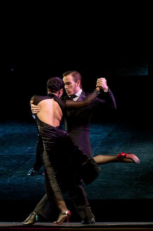 Mundial de Tango 2013 - Tango Escenario - Juan Pablo Librera - IMG_8866