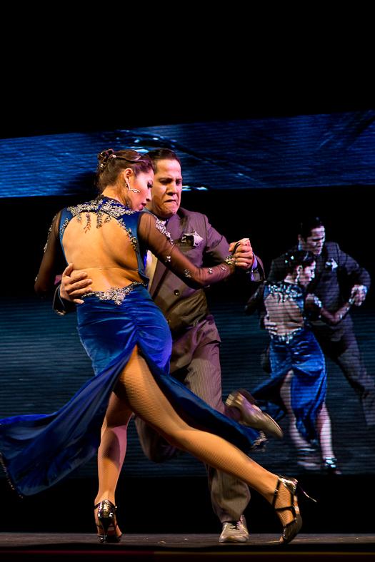 Mundial de Tango 2013 - Tango Escenario - Juan Pablo Librera - IMG_9017