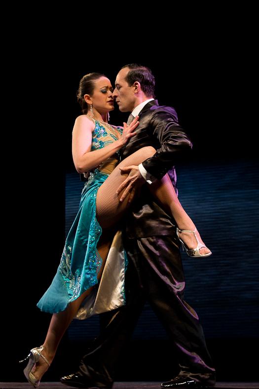 Mundial de Tango 2013 - Tango Escenario - Juan Pablo Librera - IMG_9150