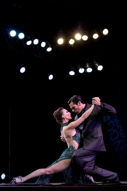 Mundial de Tango 2013 - Tango Escenario - Juan Pablo Librera - IMG_9223