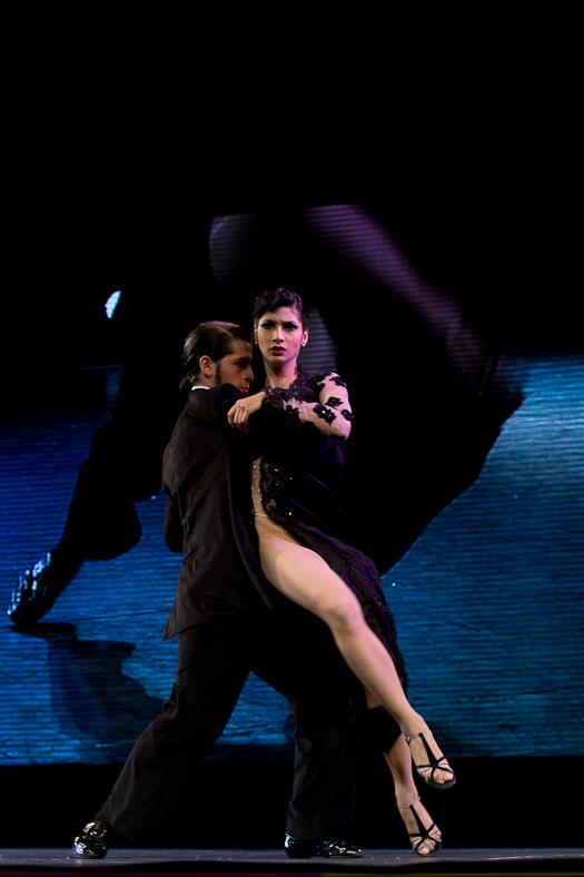 Mundial de Tango 2013 - Tango Escenario - Juan Pablo Librera - IMG_9290