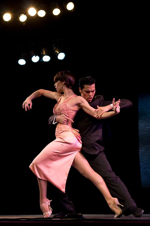 Mundial de Tango 2013 - Tango Escenario - Juan Pablo Librera - IMG_9322