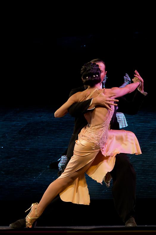 Mundial de Tango 2013 - Tango Escenario - Juan Pablo Librera - IMG_9491