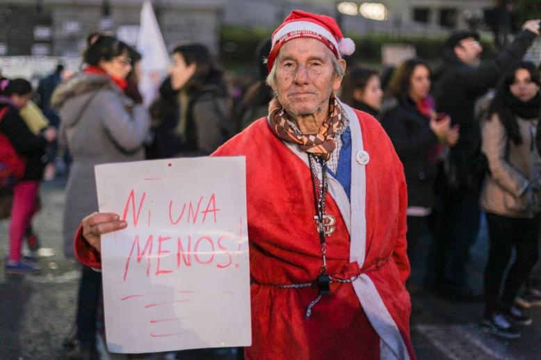 Ni Una Menos 2016