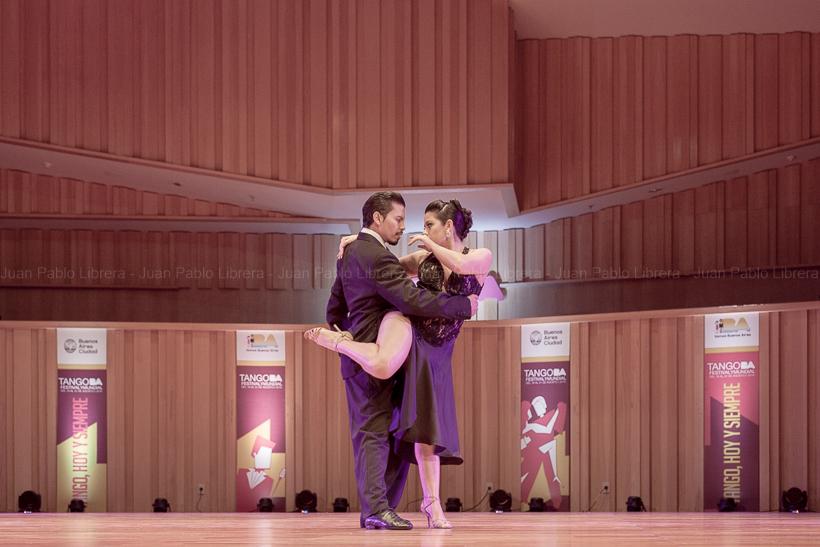 Mundial de Tango 2016 / Foto de Juan Pablo Librera