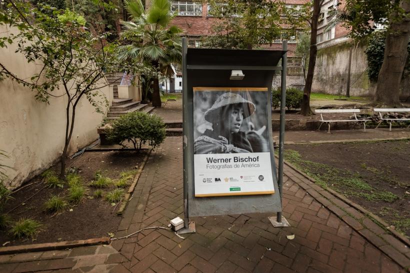 WERNER BISCHOF, FOTOGRAFIAS DE AMERICA EN EL MUSEO FERNANDEZ BLANCO