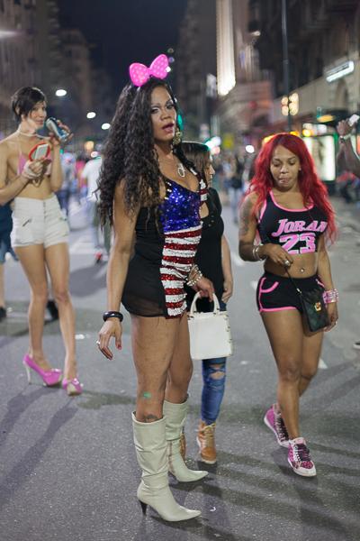 Marcha Del Orgullo LGBTIQ 2016