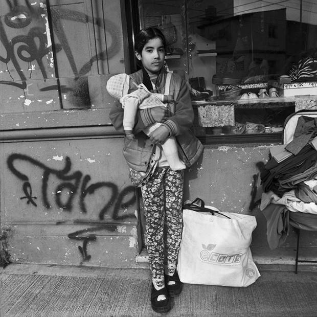 3er Premio Gente de Mi Ciudad 2016: Cecilia Sauri / Oriana o La nena