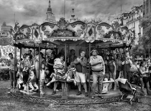 5to Premio Gente de Mi Ciudad: Sergio Pisani / Volver a la Calesita