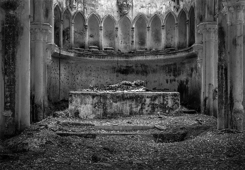 Carlos Bosch / Autorretrato 2