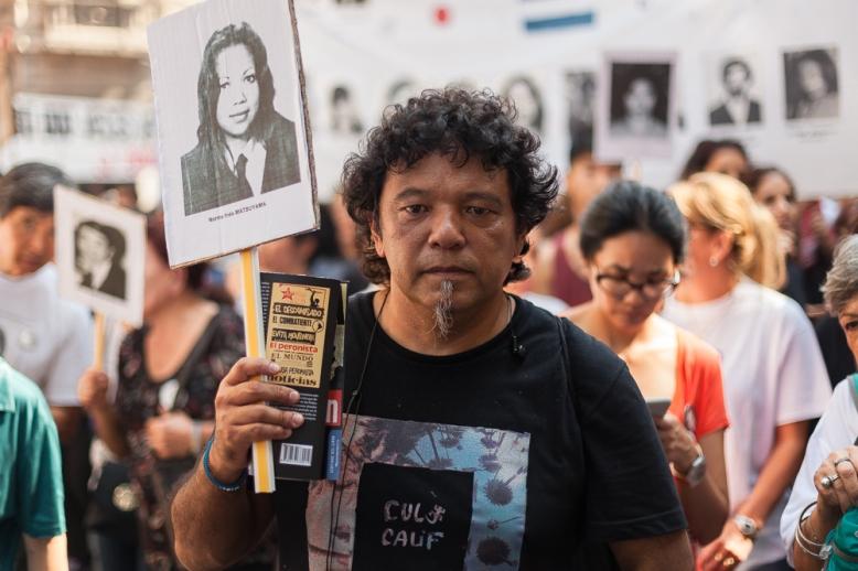 Marcha por el dia de la Memoria 2017