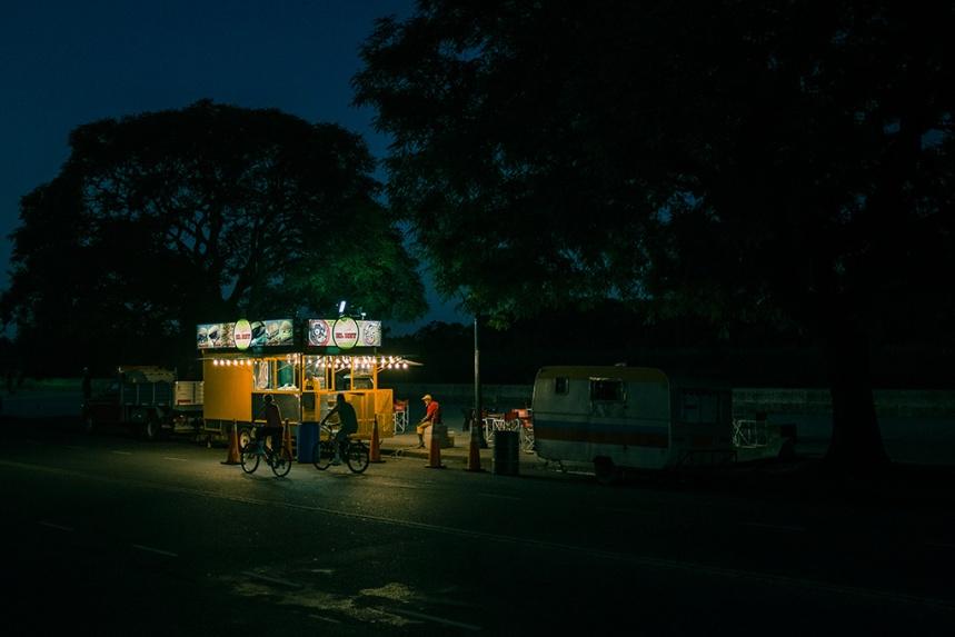 Mencion Gente de Mi Ciudad 2016: Sebastian Miquel / La Parada