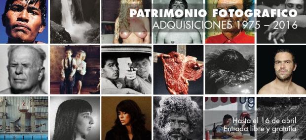 PATRIMONIO FOTOGRAFICO, Adquisiciones 1975 – 2016