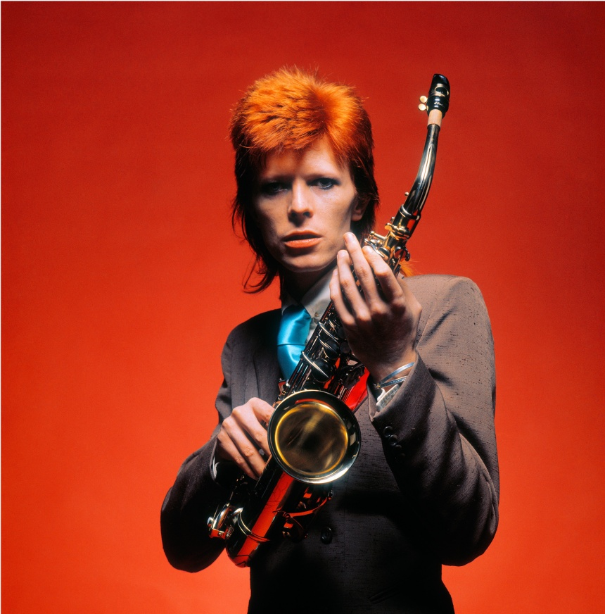 Bowie by Mick Rock en Buenos Aires