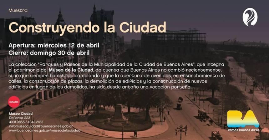 Fotografias de Parques y Paseos de la Municipalidad de la Ciudad de Buenos Aires 02