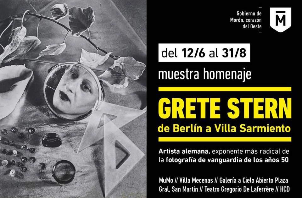 GRETE STERN De Berlín a Villa Sarmiento