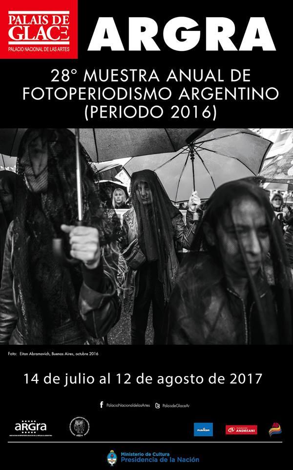 Muestra Anual de Fotoperiodismo 2017