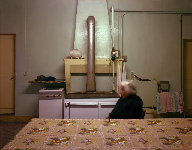 Raymond Depardon en el Centro Cultural Recoleta de Buenos Aires