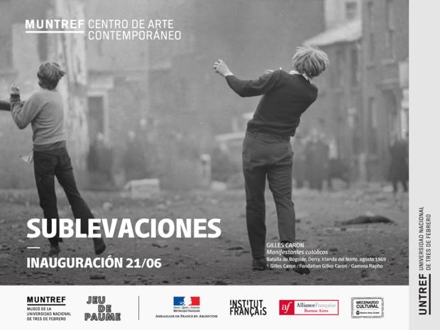 SUBLEVACIONES DE DIDI HUBERMAN EN ARGENTINA