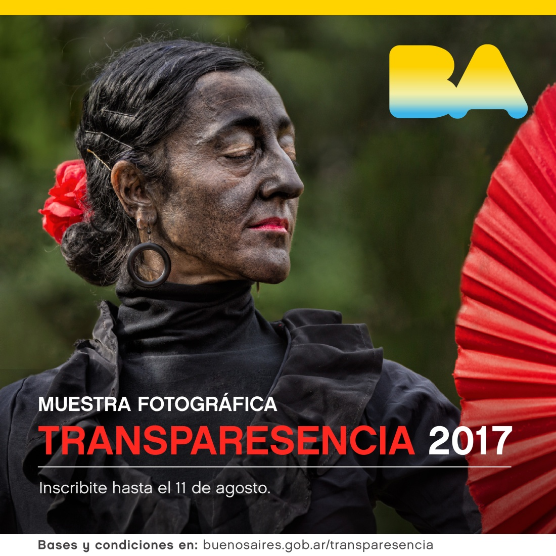 Convocatoria Transparesencia 2017