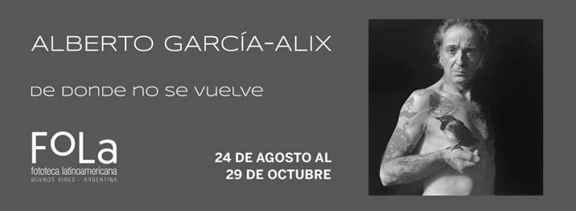 Alberto Garcia Alix en FOLA