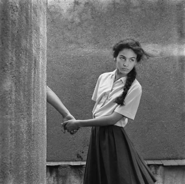 Alberto Garcia Alix Inés-Sastre-1987