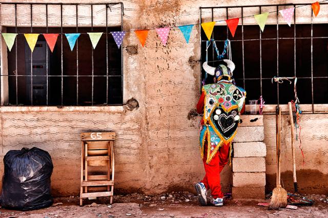 La Diablada foto de Gaby Herbstein en el CCK