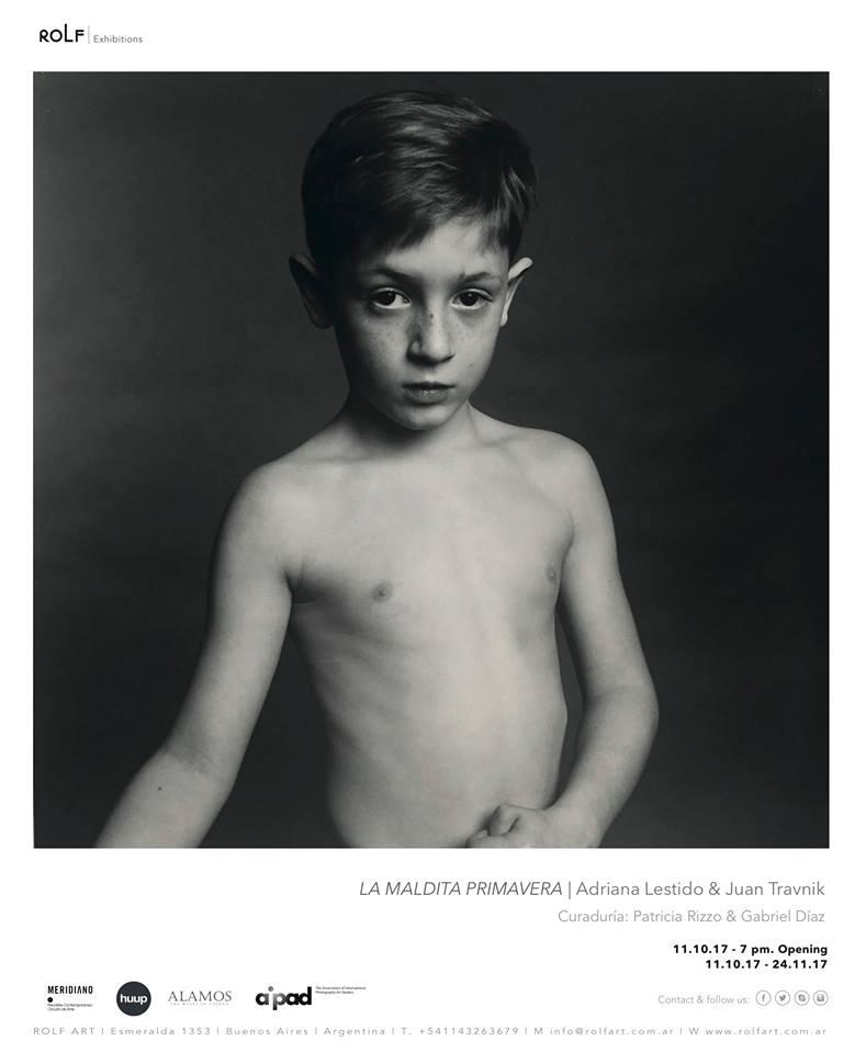 LA MALDITA PRIMAVERA, FOTOGRAFIAS DE ADRIANA LESTIDO Y JUAN TRAVNIK