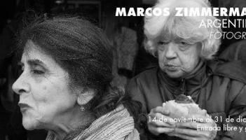 Marcos Zimmermann, Argentinos, Palais de Glace