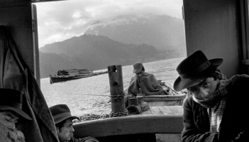Sergio Larrain en el Centro Cultural Borges chile-isla-de-chiloe-1954-1955