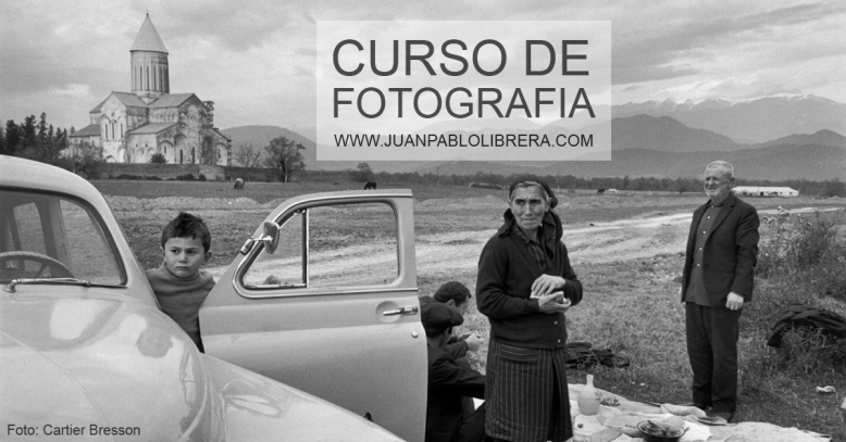 Curso Fotografía en Capital Federal