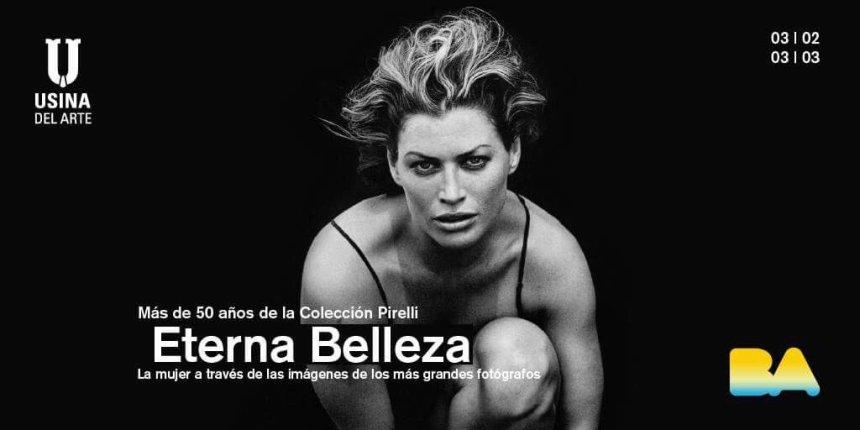Eterna Belleza Calendario Pirelli en Buenos Aires 01