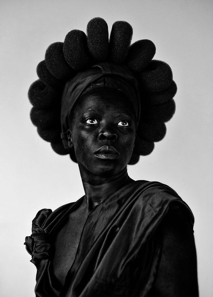 Zanele Muholi en el MAMBA 01