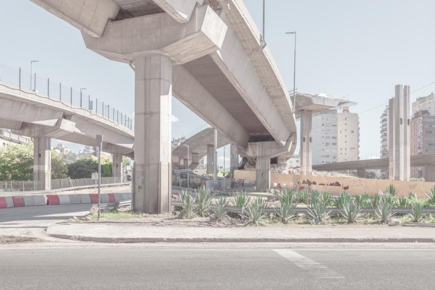 Espacios Urbanos revelados en Lightroom - Fotos realizadas en el Curso Intermedio de Fotografía de Juan Pablo Librera