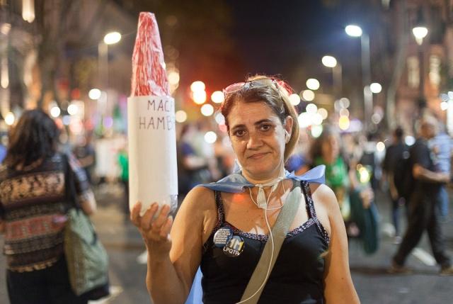 Marcha de las Velas 2018 / © Juan Pablo Librera