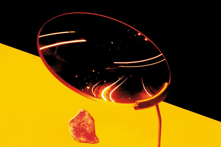 La forma bruta de Martin Bollati en el CCK 03