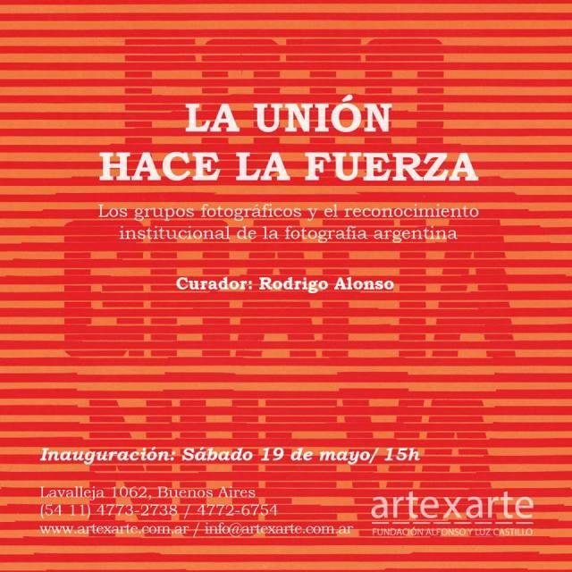 La Union hace la fuerza en Arte x Arte 02